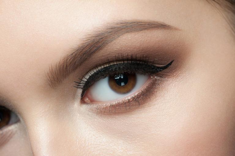 Ausdrucksvolle Augen